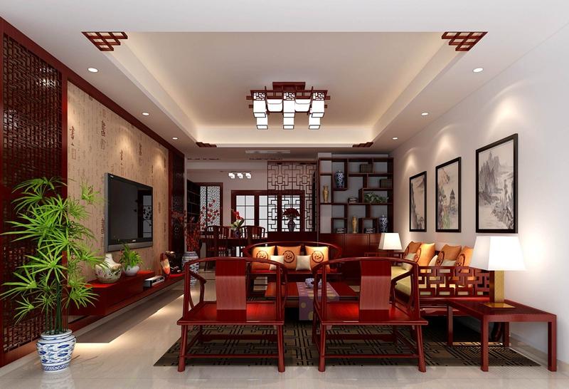 咸阳装修公司分享装修客厅电视背景墙技巧