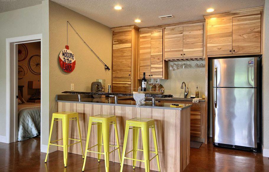 家装吧台应该如何设计?