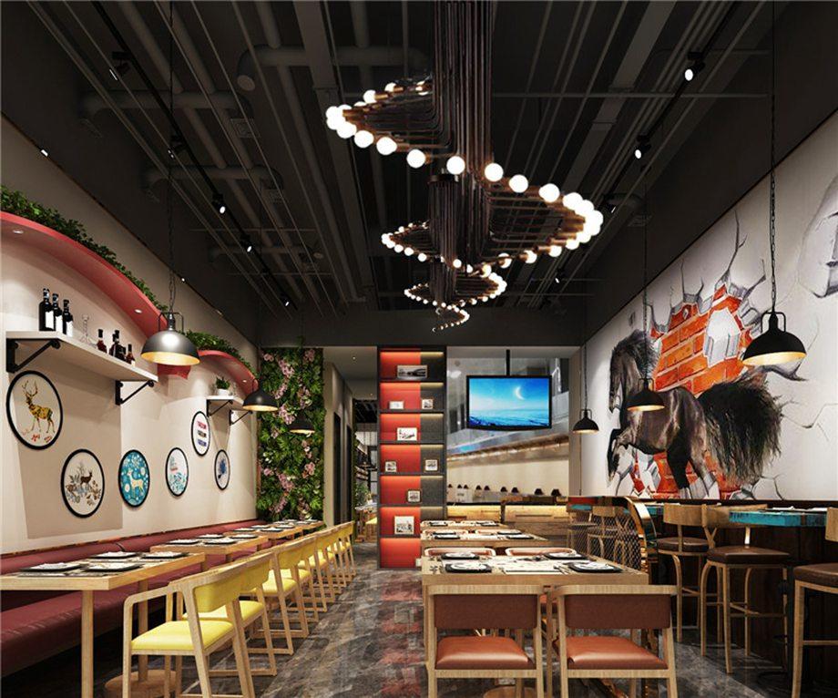 餐厅如何装修能焕然一新?