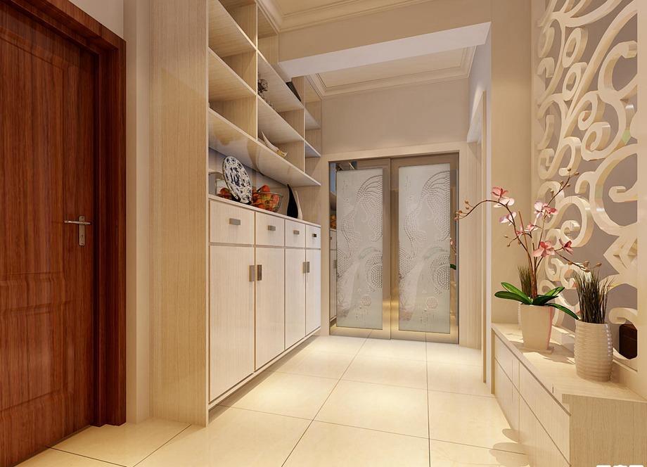 家庭装修玄关的设计与注意事项